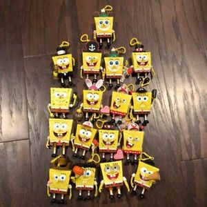 Spongebob Collectors Figures